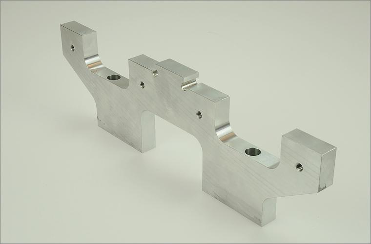 Maschinenwange aus Aluminium