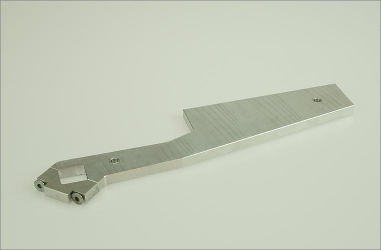 Klemmhebel aus Aluminium