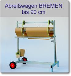Abreißwagen Bremen