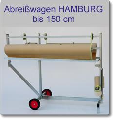 Abreißwagen Hamburg