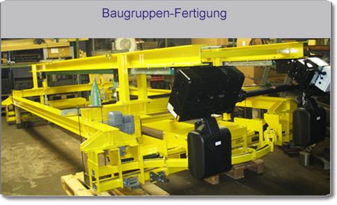 Baugruppen-Fertigung